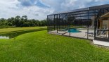 Spacious rental Emerald Island Resort Villa in Orlando complete with stunning Games room with pool table & table foosball