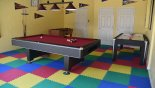 Grand Harbour 1 Villa rental near Disney with Games room with pool, table football and air hockey