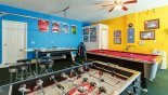 You will never get bored in our games room with this Orlando Villa for rent direct from owner