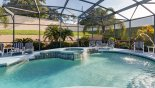 Evergreen 1 Villa rental near Disney with Ample places to grab some rays on the spacious pool deck