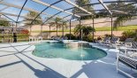 Orlando Villa for rent direct from owner, check out the Totally private pool deck - what more could you want ?