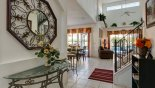 Orlando Villa for rent direct from owner, check out the View as you enter the spacious villa