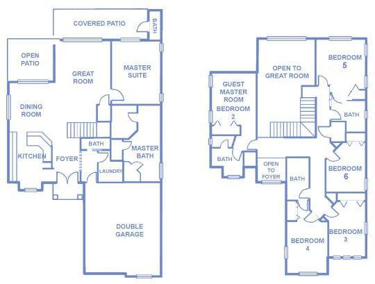 Evergreen 1 Floorplan