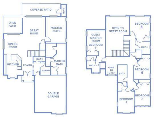Evergreen 1 Floorplan