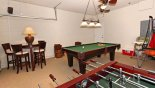 Brentwood 7 Villa rental near Disney with Air conditioned action packed games room