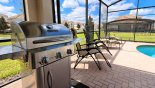 Villa rentals in Orlando, check out the Ready to BBQ - it's included in the price !