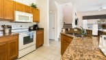 Fully fitted kitchen from Encantada rental Townhouse direct from owner