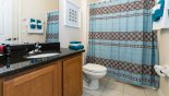 Tall Palms 1 Townhouse rental near Disney with Ground floor Jack & Jill bathroom