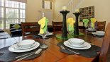 Orlando Villa for rent direct from owner, check out the Formal dining for up to 8 guests