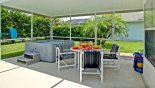 Orlando Villa for rent direct from owner, check out the Covered lanai provides welcome shade