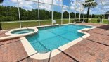 Orlando Villa for rent direct from owner, check out the Now that is a great pool with a view and sun all day