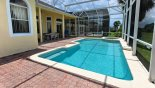 Northampton 2 Villa rental near Disney with Pool deck with 4 sun loungers