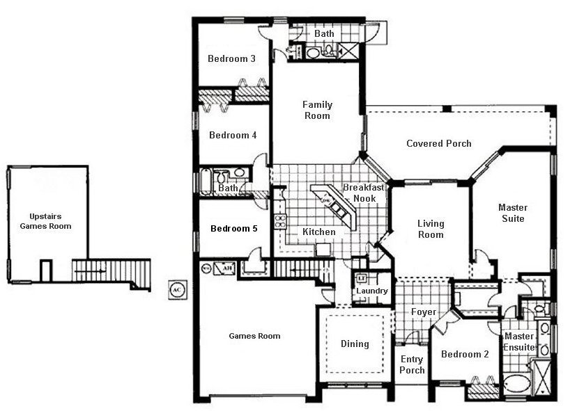 Wellesley 8 Floorplan