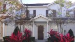 Townhouse rentals near Disney direct with owner, check out the View of townhouse from street
