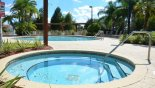 Jacuzzi with this Orlando Townhouse for rent direct from owner