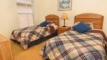Silver Maple + 4 Villa rental near Disney with Twin bedroom #3