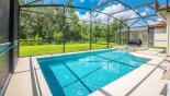 Roccella 1 Villa rental near Disney with Pool with conservation views and gas BBQ
