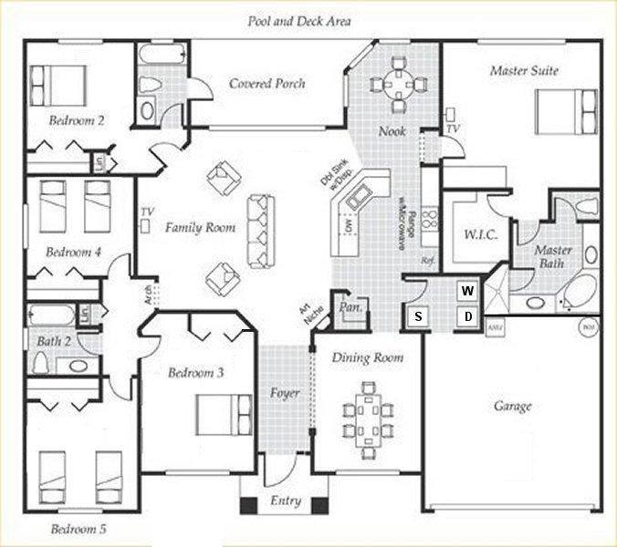 Emerald + 9 Floorplan