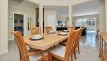 Santa Maria + 2 Villa rental near Disney with Large pool deck with 5 sun loungers