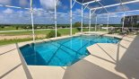 Canterbury 6 Villa rental near Disney with Pool & spa with stunning south west facing pool & spa