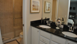 Baymont 1 Villa rental near Disney with Master 2 ensuite bathroom with walk-in shower