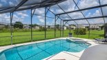 30' x 15' private pool and spa from Sanctuary at Westhaven rental Villa direct from owner