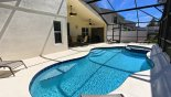 Villa rentals in Orlando, check out the View of pool & spa