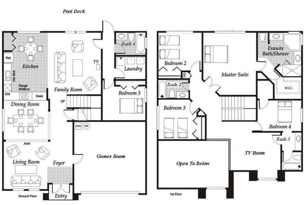 Birchwood 2 Floorplan