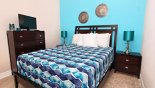 Castillo 2 Villa rental near Disney with Bedroom 5 with LCD TV