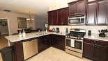 Fully fitted kitchen - www.iwantavilla.com is your first choice of Villa rentals in Orlando direct with owner