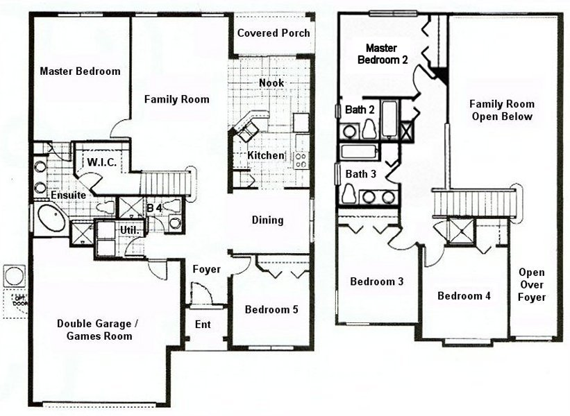 St Vincent Sound 2 Floorplan