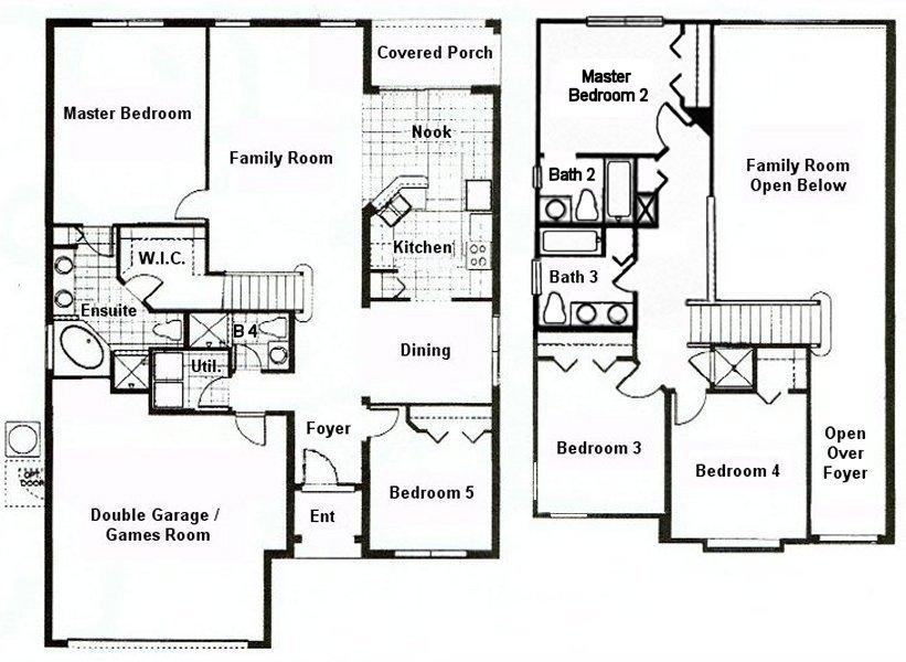 St Vincent Sound 2 Floorplan