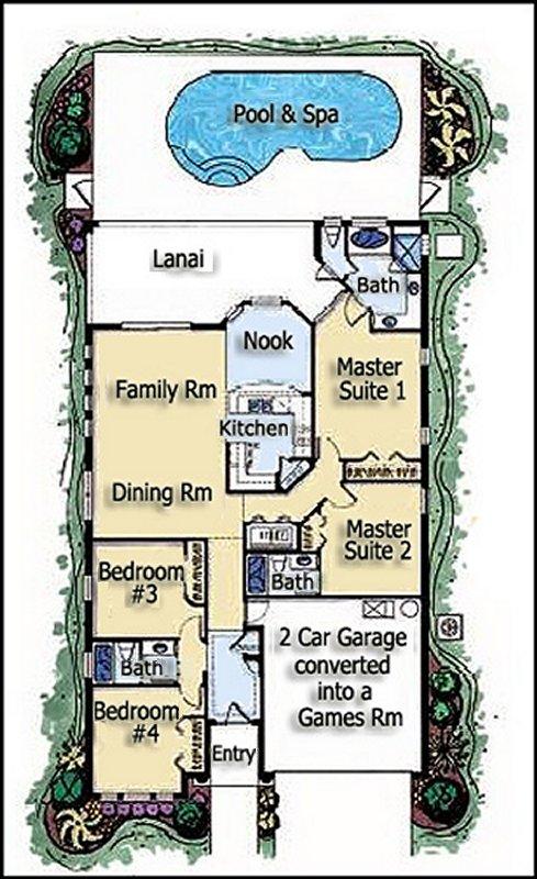 Lily 1 Floorplan