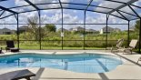 Overlooks conservation area so no direct rear neighbours from Coconut Palm 5 Villa for rent in Orlando
