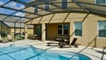 Villa rentals near Disney direct with owner, check out the Plenty of sun loungers for relaxing by the pool