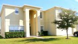 View of villa from street from Longboat Key 6 Villa for rent in Orlando