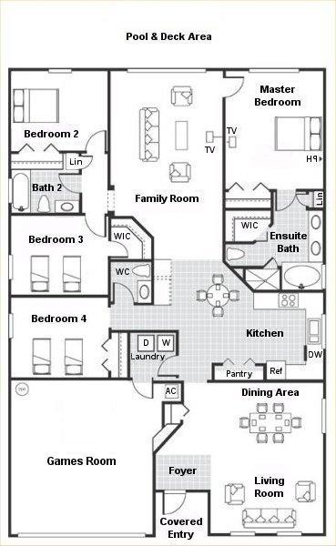 Silver Maple 2 Floorplan