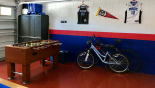 Villa rentals near Disney direct with owner, check out the Games room showing table foosball & bikes