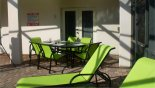 Valencia 1 Villa rental near Disney with Covered lanai with patio table & 6 chairs