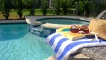 Enjoy a dip in the hot tub after a day in the parks - www.iwantavilla.com is the best in Orlando vacation Villa rentals