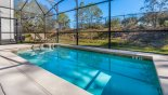 Majesty Palm 2 Villa rental near Disney with East facing pool deck with  pleasant views