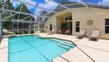 Mayfield 1 Villa rental near Disney with View toward covered lanai