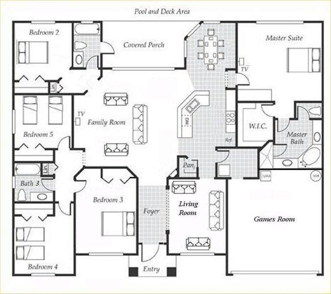Emerald + 11 Floorplan