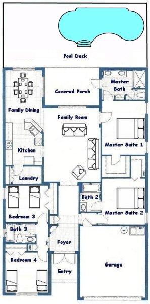 Jasmine 15 Floorplan
