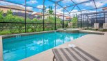 Large pool & spa - www.iwantavilla.com is the best in Orlando vacation Villa rentals