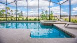 Villa rentals in Orlando, check out the View of pool & spa with open views
