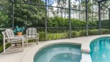 Orlando Villa for rent direct from owner, check out the In deck spa - inviting after a long day at the parks