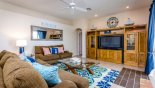 Cambridge 9 Villa rental near Disney with Family room with comfortable seating