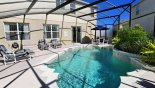 Orlando Villa for rent direct from owner, check out the South facing pool with 4 sun loungers