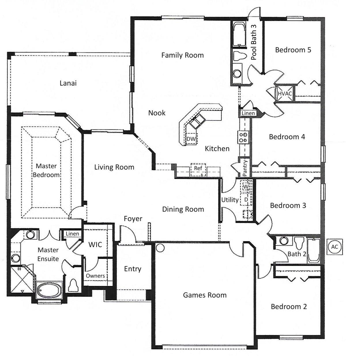 Winchester 1 Floorplan